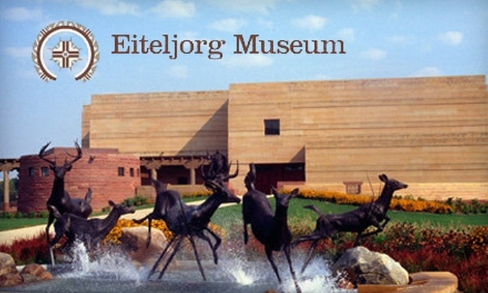 Eiteljorg Museum of American Indians and Western Art - Central Indianapolis: $30 for a One-Year Family Membership ($60 Value), or $24 for a One-Year Individual Membership ($50 Value), at the Eiteljorg Museum of American Indians and Western Art