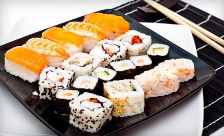 $20 Groupon for Sushi at Crazy Fire Mongolian Grill - Crazy Fire Mongolian Grill in Raleigh