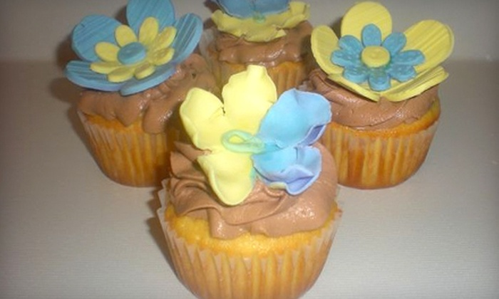 Kupcakes By Kerrie - Goose Island: $20 for $40 Worth of Cupcakes from Kupcakes by Kerrie