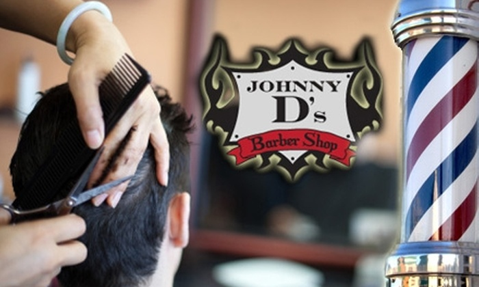 Johnny D's Barber Shop - San Jose: $20 Haircut and Straight-Razor Shave at Johnny D's Barber Shop