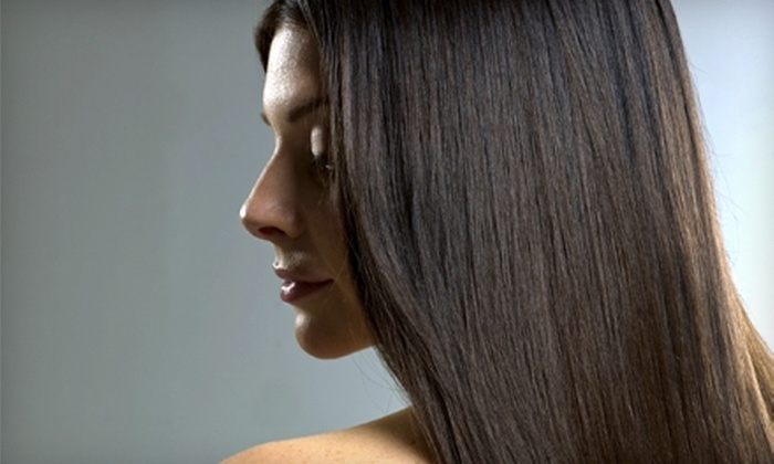 DS Studio - Upper East Side: $60 for $125 Worth of Salon Services or $195 for Keratin Treatment ($450 Value) at DS Studio