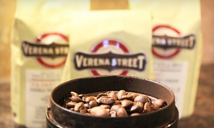 Verena Street Coffee Co.: $14 for $30 Worth of Coffee from Verena Street Coffee Co.