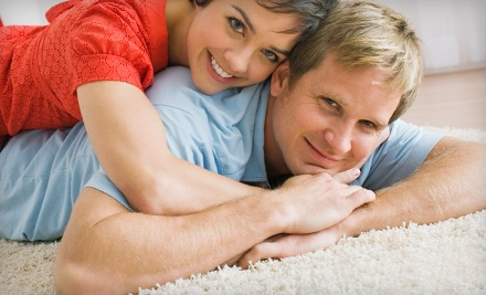 3-Room Carpet Cleaning, with Each Room Measuring Up to 15'x15' (a $75 value) - Burton & Son Carpet Cleaning in