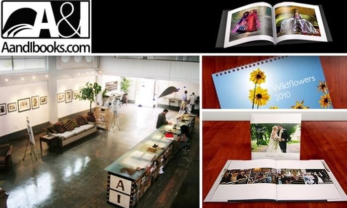 A&I Books - Boston: $20 for $60 Worth of Custom Photo Books from A&I Books