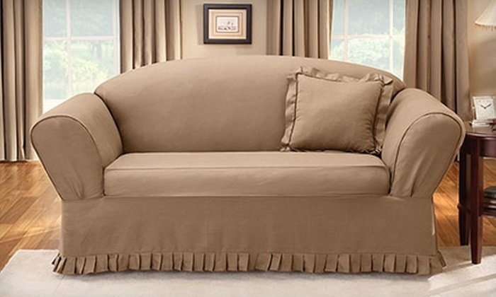 Sure Fit: $35 for $70 Worth of Furniture Slipcovers from Sure Fit
