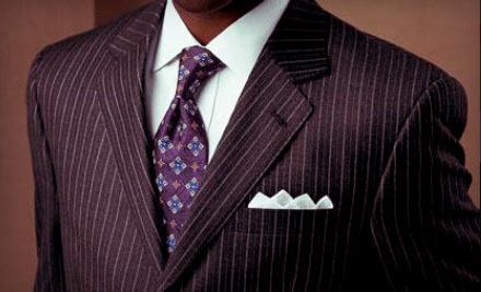 Custom Suit Package (a $1,735 value) - Bunbury Custom Clothiers in Raleigh