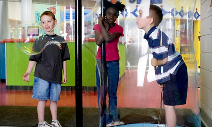 Imagine Nation - Bristol: $7 for a Children's Museum Outing with Admission for Two to Imagine Nation in Bristol (Up to $14 Value)