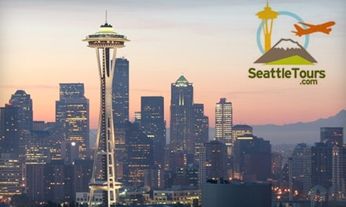 Seattletours.com - Multiple Locations: $41 for a Guided Snoqualmie Falls & Winery Tour or $24 for the Explore Seattle Tour