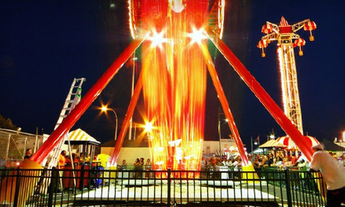 Luna Park at Coney Island - Coney Island: $24 for Unlimited Amusement-Park Rides at Coney Island's Luna Park in Brooklyn, Including Scream Zone Access and One Cyclone Ride ($48 Value)