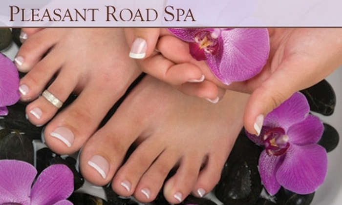 Pleasant Road Spa - North Jersey: $25 for an Hour-Long Mani-Pedi Session at Pleasant Road Spa ($50 Value)