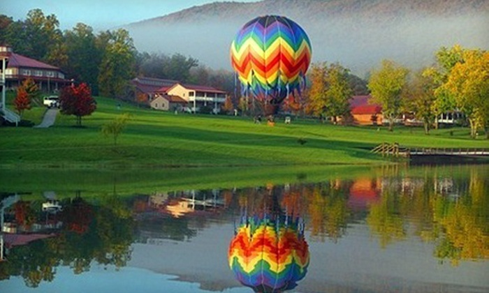 Sportations - Virginia Beach: $169 for a Hot Air Balloon Ride from Sportations (Up to $300 Value)