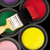 Half Off Paint and Supplies at Macon Color Wheel