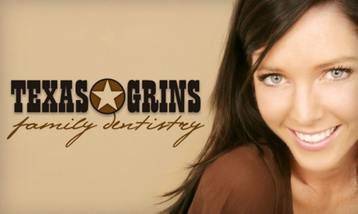 Texas Grins Family Dentistry - Willow Park: $69 for Exam, Cleaning, X-Rays, and Teeth Whitening at Texas Grins Family Dentistry in Willow Park ($336 Value)