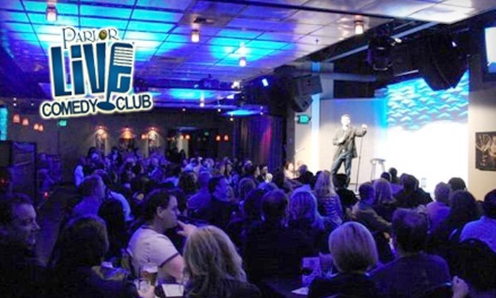 Parlor Live Comedy Club - West Bellevue: $10 for $25 Toward Admission at Parlor Live Comedy Club in Bellevue