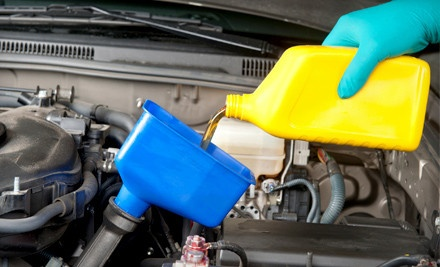 1 Oil-Change Package (a $50 value) - All-Star Auto Brokers in Bountiful