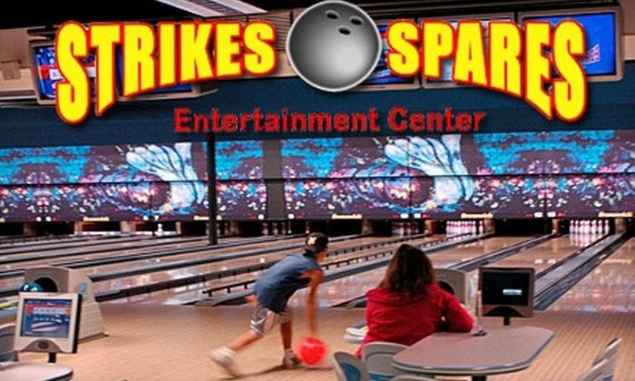Strikes and Spares - Mishawaka: $15 for Two Wristbands, Each Valid for Three Hours of Unlimited Bowling, Mini Golf, and Go-Karting, at Strikes and Spares (Up to $29.90 Value) in Mishawaka