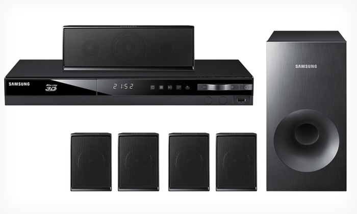 Samsung 5.1-Channel Smart Blu-ray Home Theater System: $199.99 for a Samsung 5.1-Channel Smart Blu-ray Home Theater System ($249.99 List Price). Free Shipping and Returns.