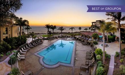 4-Star California Resort Steps from Beach