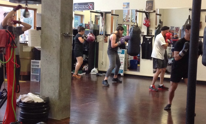 Arcaro Boxing - Minor: Three Personal Training Sessions at Arcaro Boxing (72% Off)