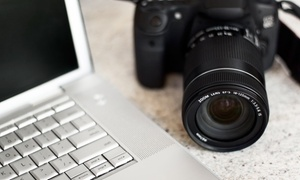 Photo Art Studio: 1, 2, or 4 Groupons, Each Good for One Online Photography or Adobe Class from Photo Art Studio (Up to 95% Off)