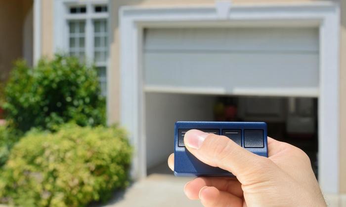 Crane Garage Doors - Denver: Garage-Door Tune-Up and Keyless-Entry Installation from Crane Garage Doors (45% Off)