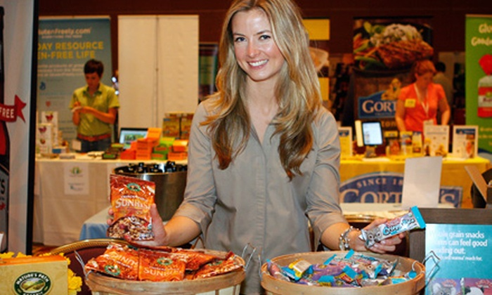 Gluten-Free Expo - Pasadena Convention Center: Entry for One, Two, or Four to the Gluten-Free Expo Presented by The Celiac Disease Foundation (Up to 56% Off)