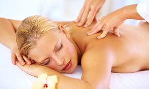 Energie Oase Birgit Sünder: 1x oder 2x Rücken- und Fußmassage oder Reiki-Rückenmassage in der Energie Oase Birgit Sünder (bis zu 60% sparen*)