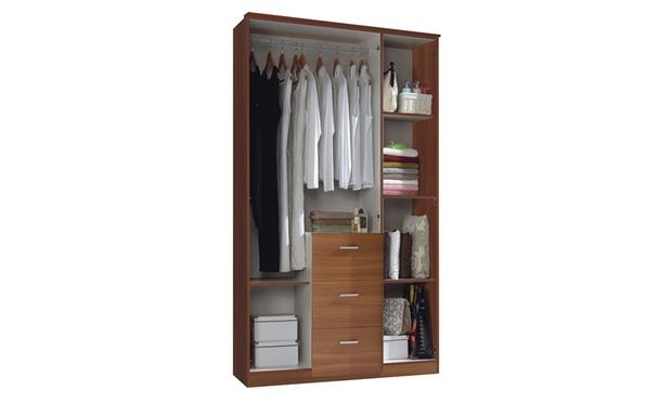 Mobili per camera e ripostiglio groupon goods for Groupon armadio