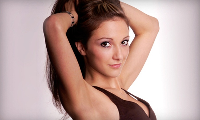 Spa Fit - Patchogue: Six Laser Hair-Removal Treatments on a Small, Medium, or Large Area at Spa Balance (Up to 80% Off)