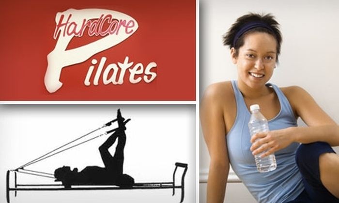 HardCore Pilates - Greenway/ Upper Kirby: $40 for Four Classes at HardCore Pilates ($100 Value)