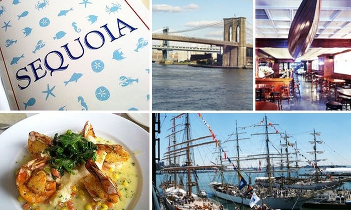 Sequoia - New York City: $20 for $40 Worth of Food and Drink at Sequoia Restaurant
