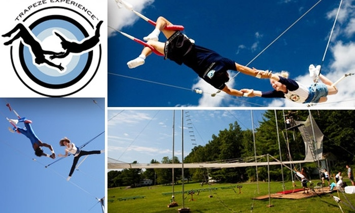 Trapeze Experience  - Laurelwood Commercial: $38 to Fly Through the Air with Trapeze Experience ($75 Value)