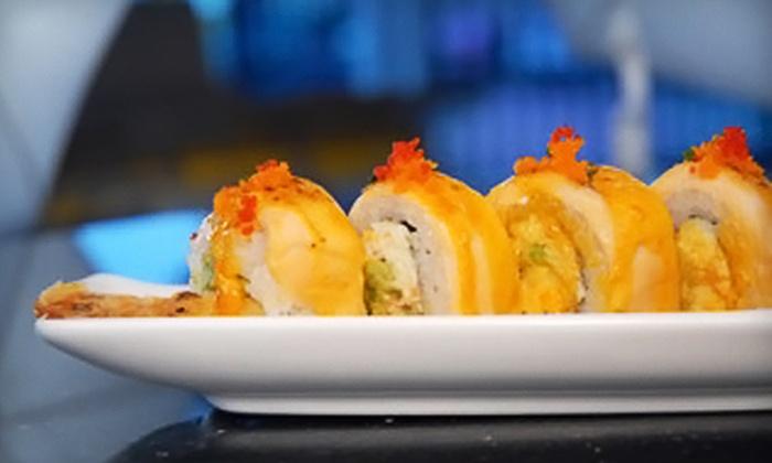 Hana Matsuri - North Westminster: $7 for $15 Worth of Sushi, Tapas, and Japanese Fusion Cuisine at Hana Matsuri in Westminster