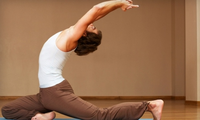 Old Town Yoga - Downtown Fort Collins: $29 for 30-Day Membership to Old Town Yoga in Fort Collins ($89 Value)