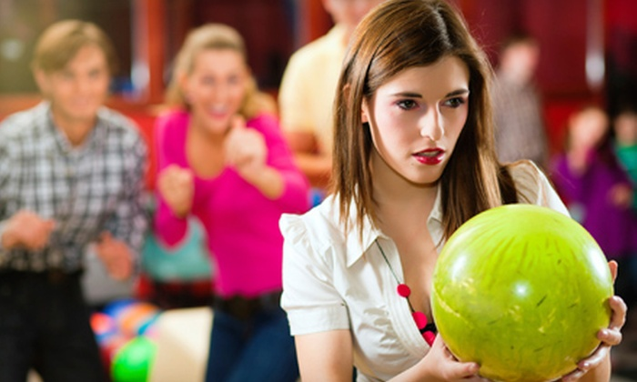 Windsor Bowling Lanes - Windsor Park: $25 for Three Hours of Bowling for Five with Popcorn and Pop at Windsor Bowling Lanes ($88.73 Value)