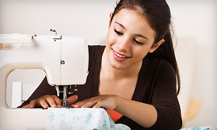 Craftology - Sacramento: Three Sewing Classes, Sewing Supplies, or Three-Month Gold Craft Membership at Craftology in Fair Oaks