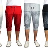 Galaxy by Harvic Slim Fit French Terry Printed Jogger Shorts