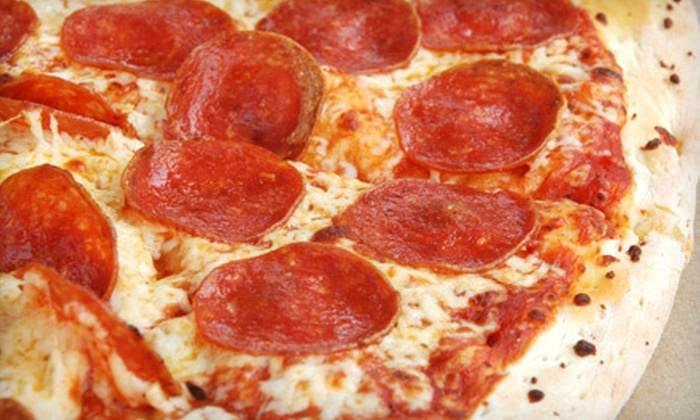 Primo Pizza - Fairfield: $8 for a Large Six-Topping Pizza at Primo Pizza in Fairfield (Up to $18.99 Value)