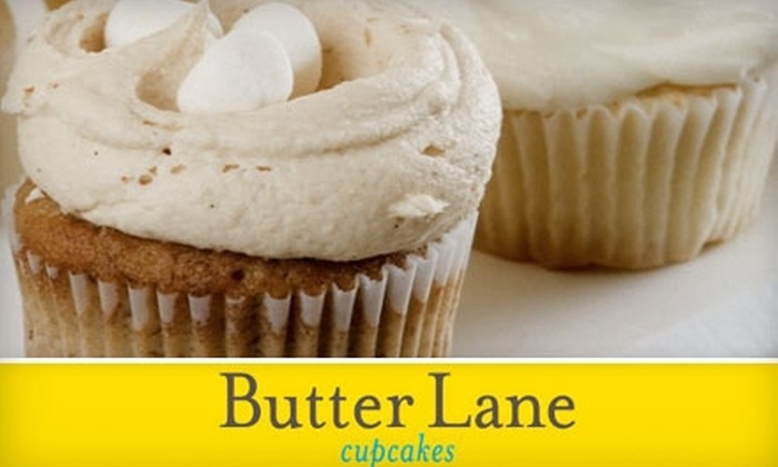 Butter Lane - New York City: $25 for One Cupcake Class at Butter Lane in the East Village ($50 Value)