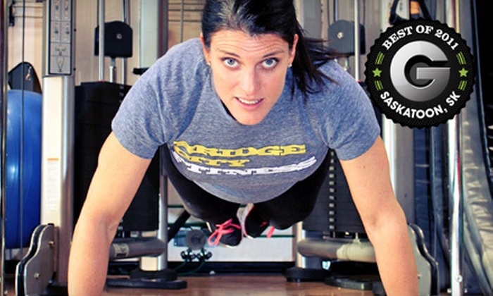 Bridge City Fitness - Saskatoon: $29 for One Month of Unlimited Boot-Camp Classes at Bridge City Fitness ($104 Value)
