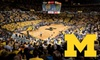 University of Michigan Men's Basketball - Bach: $15 For Two Tickets to Michigan Wolverines Men's Basketball vs. Wisconsin Badgers on February 23 in Ann Arbor ($30 Value)