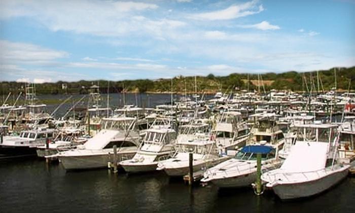 Cape Ann's Marina Resort - Gloucester: $25 for $50 Worth of Transient Docking at Cape Ann's Marina Resort in Gloucester