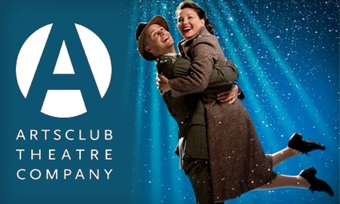 "$49 for Two Tickets to the Arts Club Theatre Company's Performance of ""It's a Wonderful Life"" ($98 Value)"