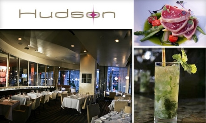 Hudson Restaurant & Lounge - Dupont Circle: $20 for $45 Worth of American Cuisine and Drinks at Hudson Restaurant & Lounge