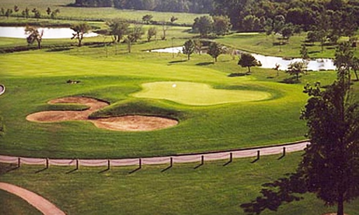 The Odyssey Country Club - Tinley Park: $40 for Two Rounds of Golf at The Odyssey Country Club in Tinley Park (Up to $80 Value)