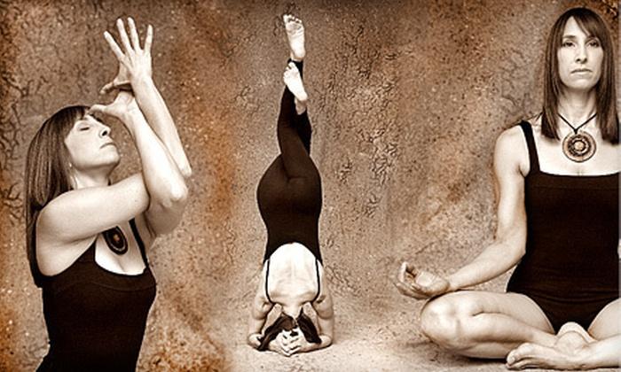 Namaste Yoga - Western Hill: 5, 10, or 20 Classes at Namaste Yoga (Up to 74% Off)