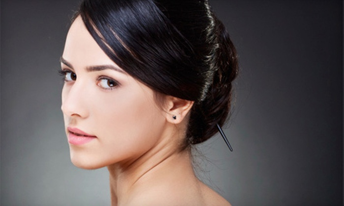 Tranquility Salon and Day Spa - Long Island: Haircut with Option of All-Over Color, or Keratin Smoothing Treatment at Tranquility Salon and Day Spa (Up to 60% Off)