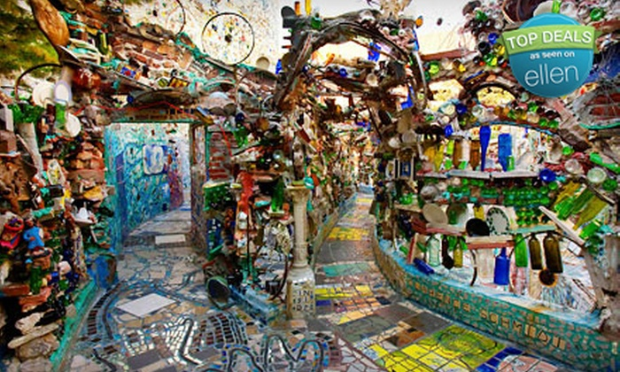 Philadelphia S Magic Gardens In Philadelphia Pennsylvania Groupon