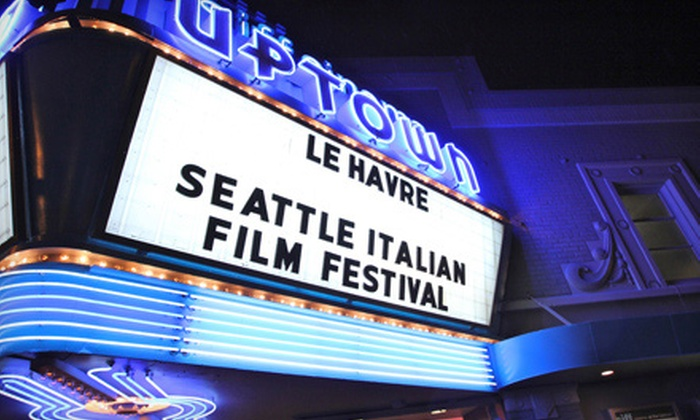Seattle International Film Festival - Multiple Locations: Enthusiast- or Benefactor-Level Membership to SIFF Cinema (Up to 55% Off)