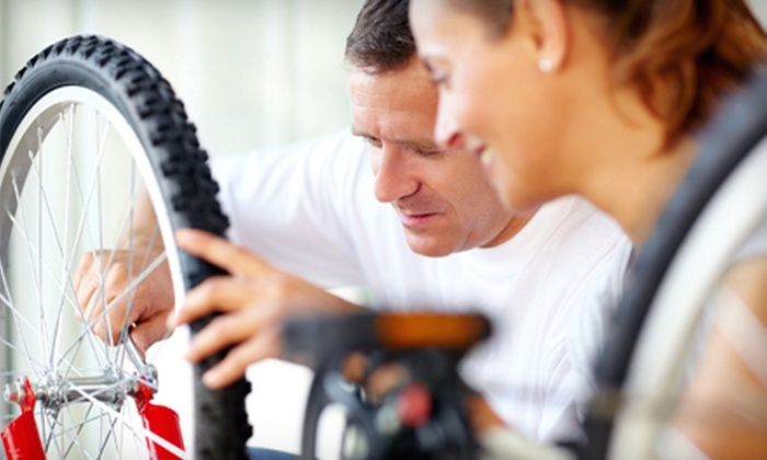 Spin Bike Shop - Lakewood: $35 for a Full Bicycle Tune-Up at Spin Bike Shop in Lakewood ($70 Value)